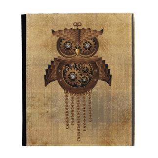 Folio del iPad de Caseable del estilo del vintage