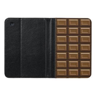 Folio del iPad de la barra de chocolate mini