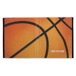 Folio del iPad del baloncesto de Personalizable