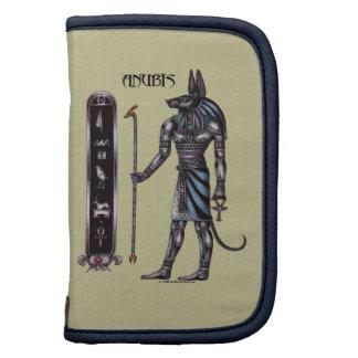 Folio del planificador de Anubis
