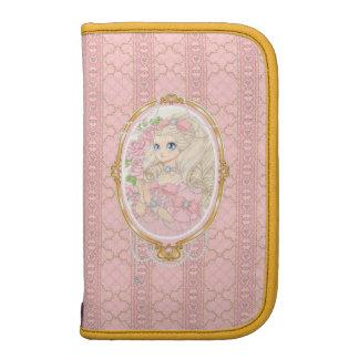 Folio del planificador de señora Jewel (rosa)