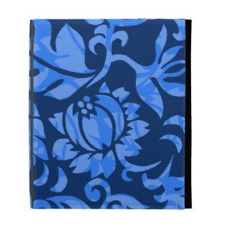 Folio floral tropical del iPad de Pareau del