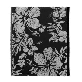 Folio hawaiano del iPad de Pareau del hibisco