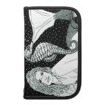 """Folio """"SeaHorse Sirena """" de Smartphone Planificador"""