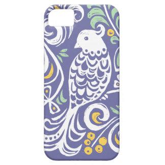 Folk Art Bird | iPhone 5/5s Case