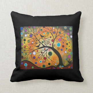 Folk Art By Lori Everett American MoJo Pillows