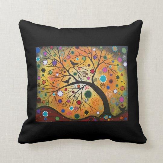 Folk Art By Lori Everett American MoJo Pillows