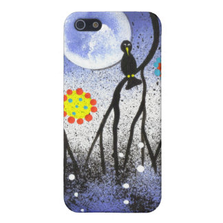 FOLK ART BY LORI EVERETT By Your Side Cover For iPhone 5