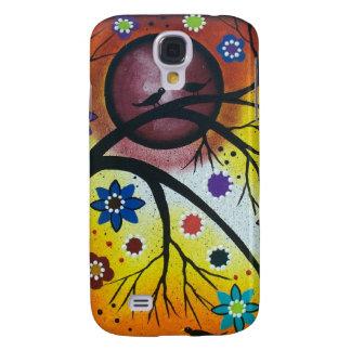 FOLK ART by LORI EVERETT Samsung Galaxy S4 Covers