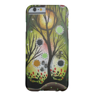 Folk Art_By Lori Everett, Day Of The Dead,Tree Art Barely There iPhone 6 Case