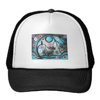 FOLK ART BY LORI EVERETT Hat