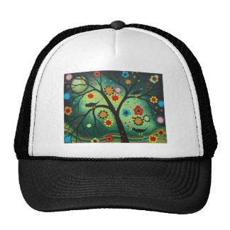FOLK ART BY LORI EVERETT Never Alone Trucker Hat
