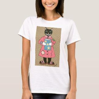 Folk Art CAT T-Shirt