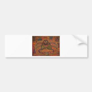 Folk Art Costa Rica Bumper Stickers
