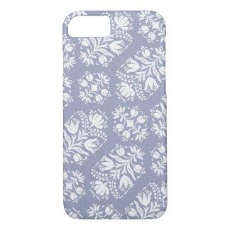 Folk Art Floral Damask iPhone 8/7 Case