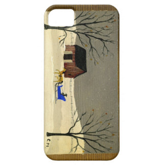 Folk Art Iphone case iPhone 5 Case