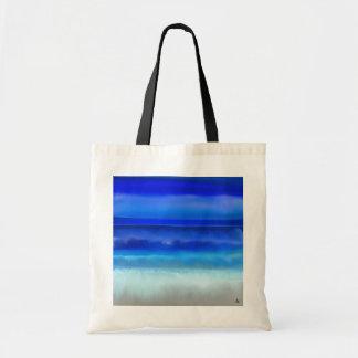 Folk Art Night Ocean Bag