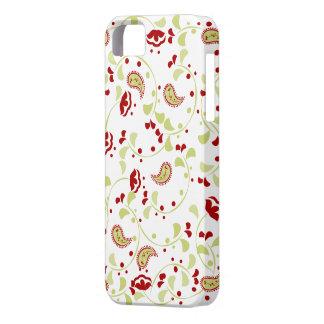 Folk-Art Paisley iPhone 5 Covers