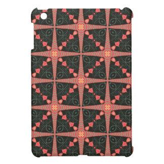 Folk Art Quilt iPad Mini Covers