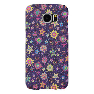 Folk Art Starry Sky Samsung Galaxy S6 Case