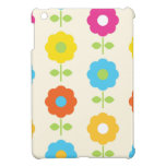 FOLK MAGICAL FLOWERS COLOR EDITION COVER FOR THE iPad MINI
