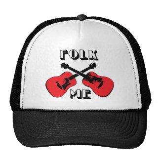 folk me trucker hat