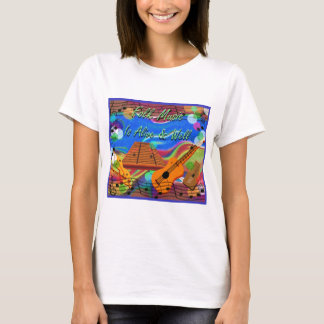 Folk Music Is Alive and Well T-Shirt