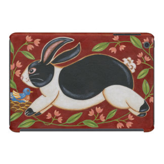 Folk Rabbit iPad Mini Case