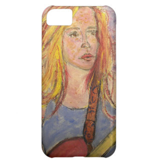 folk rock girl reflections iPhone 5C covers