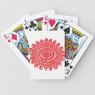 Folk Theme Deck Of Cards
