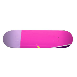 Folklore View Anthropology Fossil Citrus Custom Skate Board