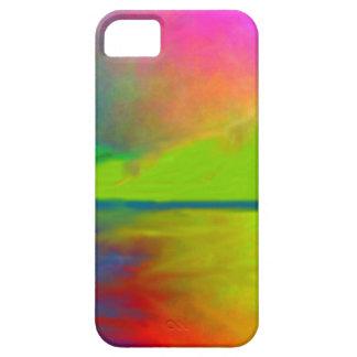 Folkloric Fantasy Naturescape iPhone (5) Case