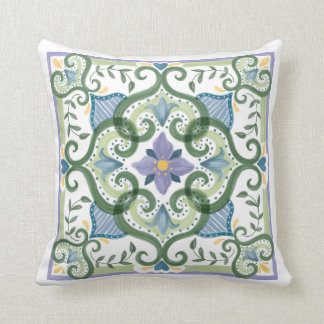 Folkloric style Pillow