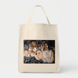 Folksingers Tote Bag