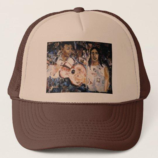 Folksingers Trucker Hat