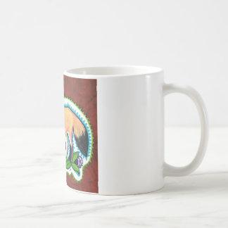 Folksy Fox Mug