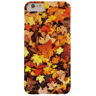 Follaje de otoño funda para iPhone 6 plus barely there