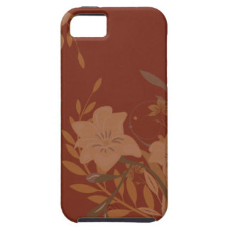 Follaje de otoño iPhone 5 carcasas