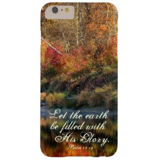 Follaje del otoño de la gloria de dios del verso funda barely there iPhone 6 plus