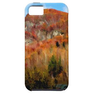 Follaje del otoño de Vermont Funda Para iPhone SE/5/5s