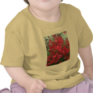 Follaje del otoño camisetas