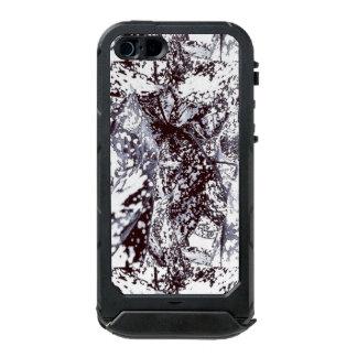 Follaje Funda Para iPhone 5 Incipio ATLAS ID