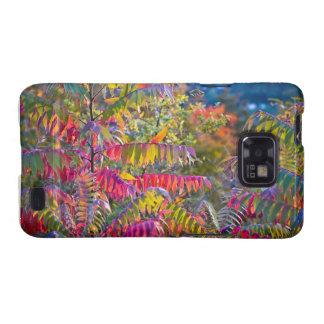 Follaje Vermont Samsung Galaxy SII Carcasas