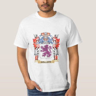 Follett Coat of Arms - Family Crest T-Shirt