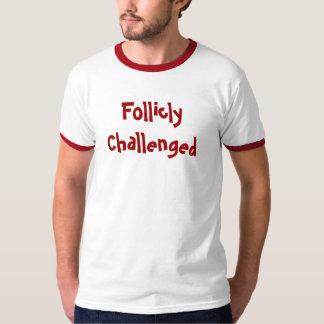 Follicly Challenged T-Shirt