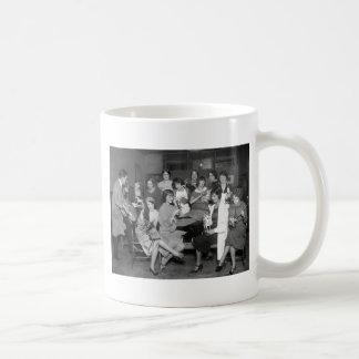 Follies Girls with toys, early 1900s Coffee Mug