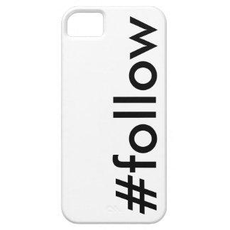#follow iPhone 5 case