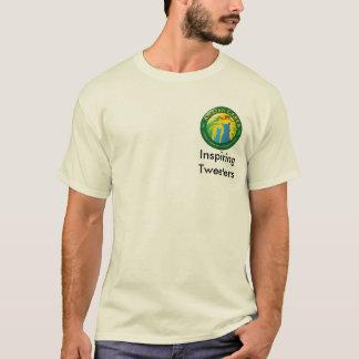 Follow Inspiring Tweeters T-Shirt