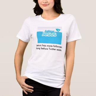 Follow Jesus Shirt