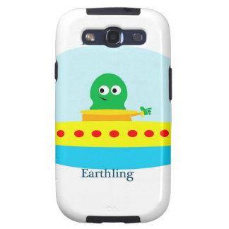 Follow Me Earthing Galaxy SIII Covers